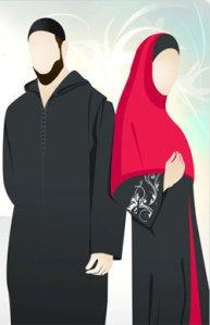 muslim husband
