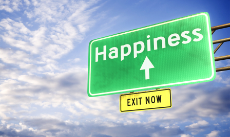 happinessroadsign