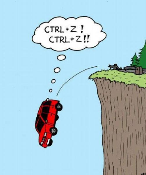 Now-Press-Short-key-Ctrl-Z-for-save-the-Car-funny-Cartoon-image