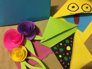 Arts and Crafts sessions at Sisters' Circle
